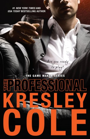 REVIEW:  The Professional by Kresley Cole