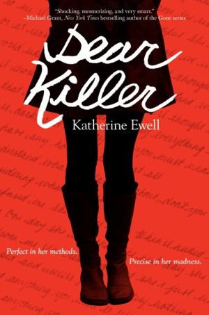 REVIEW:  Dear Killer by Katherine Ewell