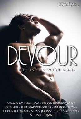 Devour by E.K. Blair
