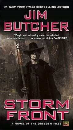 Storm Front (Dresden Files Series #1) by Jim Butcher