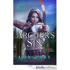 REVIEW:  Archer's Sin by Amy Raby