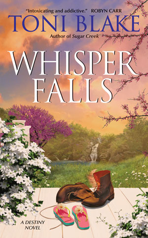 REVIEW:  Whisper Falls: A Destiny Novel by Toni Blake