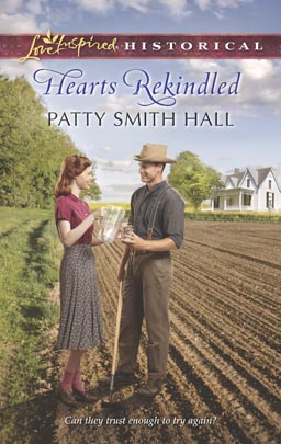 REVIEW:  Hearts Rekindled by Patty Smith Hall