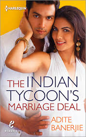REVIEW:  The Indian Tycoon's Marriage Deal by Adite Banerjie