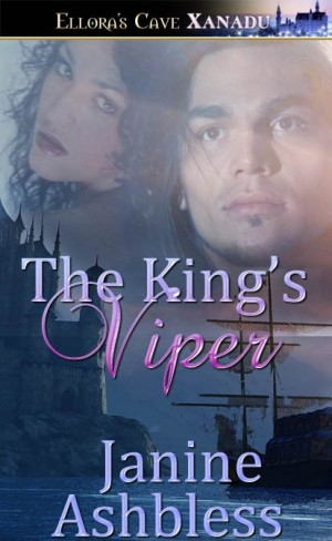 REVIEW:  The King's Viper by Janine Ashbless