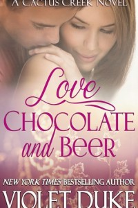 Love chocolate beer violet duke