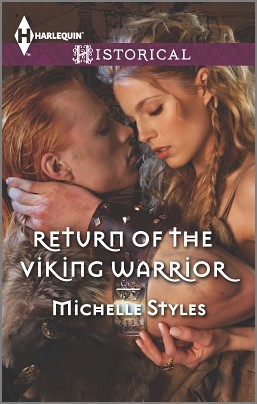 REVIEW:  Return of the Viking Warrior by Michelle Styles
