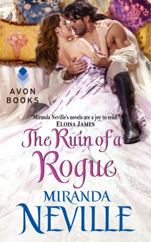 REVIEW:  The Ruin of a Rogue by Miranda Neville
