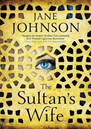 REVIEW:  The Sultan's Wife by Jane Johnson