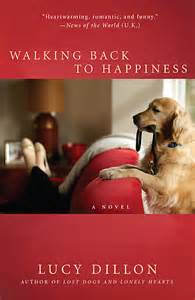 REVIEW:  Walking Back to Happiness by Lucy Dillon