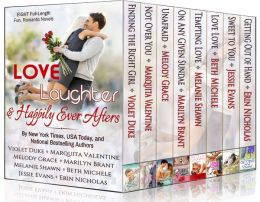 Love, Laughter, and Happily Ever Afters Collection (Eight Fun, Romantic Novels by Eight Bestselling Authors)  by Violet Duke