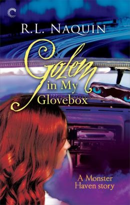 REVIEW:  Golem in My Glovebox by R.L. Naquin