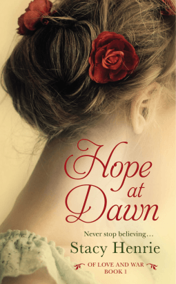 REVIEW & Giveaway:  Hope at Dawn by Stacy Henrie