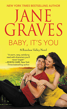 REVIEW:  Baby, It's You by Jane Graves