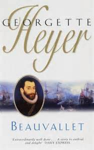 REVIEW:  Beauvallet by Georgette Heyer