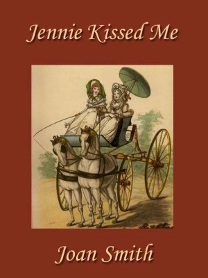 REVIEW:  Jennie Kissed Me by Joan Smith