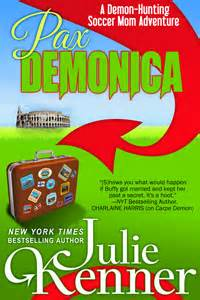 REVIEW:  Pax Demonica by Julie Kenner