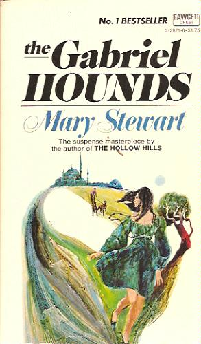 REVIEW:  The Gabriel Hounds by Mary Stewart