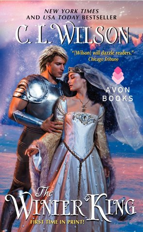 REVIEW:  The Winter King by C. L. Wilson