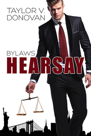 REVIEW:  Hearsay (Bylaws book 1) by Taylor V. Donovan