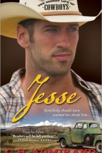 Jesse (The Secret Life of Cowboys) by C.H. Admirand
