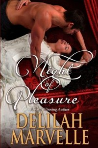 Night of Pleasure by Delilah Mervelle