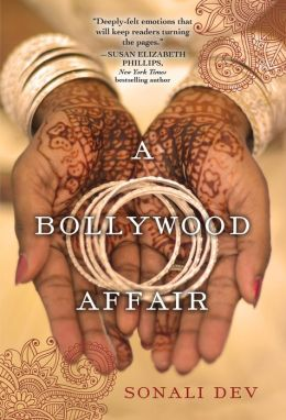 ARC Giveaway for A Bollywood Affair by Sonali Dev