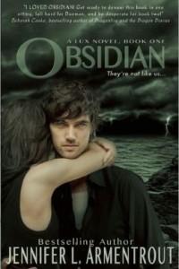 Obsidian (Lux Series #1) by Jennifer L. Armentrout