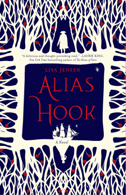 REVIEW:  Alias Hook by Lisa Jensen