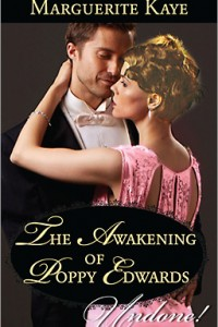 REVIEW:  The Awakening of Poppy Edwards by Marguerite Kaye