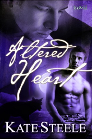 REVIEW:  Altered heart by Kate Steele