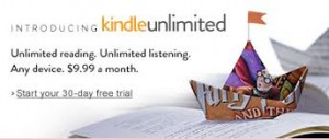 Kindle Unlimited and the only Amazon numbers we know for sure.