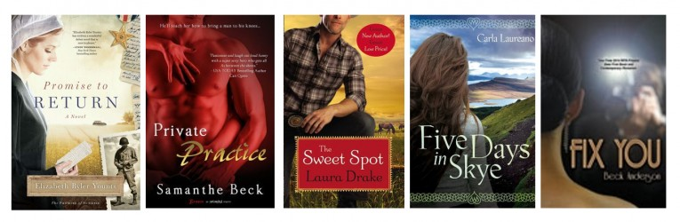 Interview & Giveaway: RWA Rita Best First Book Finalists