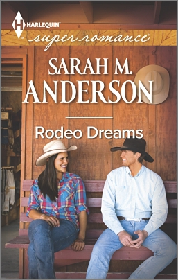 REVIEW:  Rodeo Dreams by Sarah M Anderson