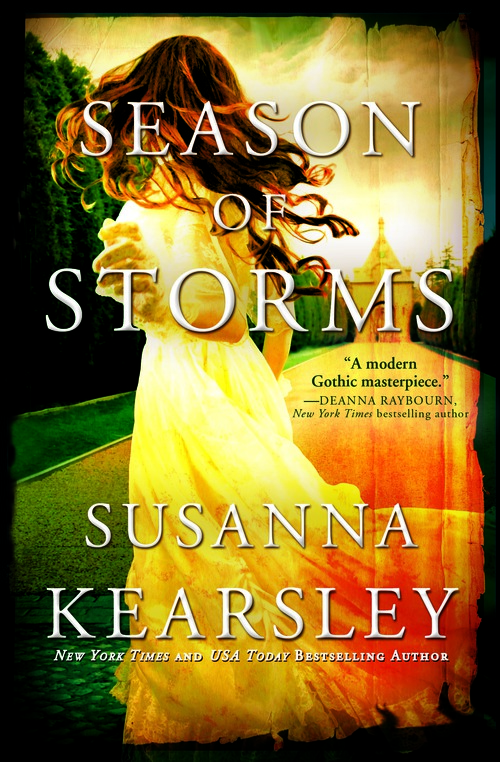 GIVEAWAY & Exclusive Excerpt: Season of Storms by Susanna Kearsley
