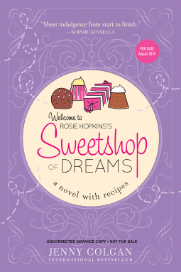 REVIEW:  Sweetshop of Dreams by Jenny Colgan