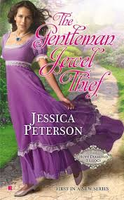 REVIEW:  The Gentleman Jewel Thief by Jessica Peterson