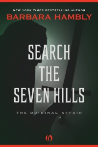 REVIEW:  Search the Seven Hills by Barbara Hambly