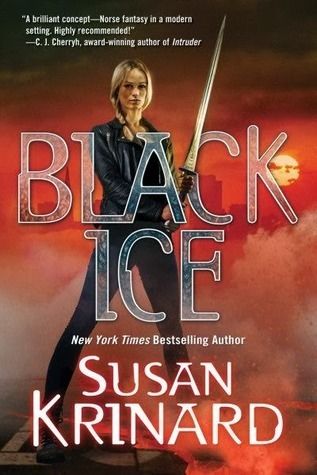 GUEST REVIEW:  Black Ice by Susan Krinard