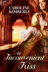 REVIEW:  An Inconvenient Kiss by Caroline Kimberly