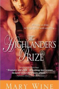 Highlander's Prize by Mary Wine