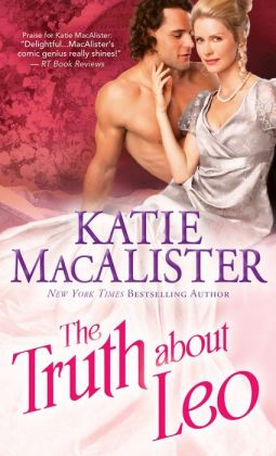 REVIEW:  The Truth about Leo by Katie MacAlister