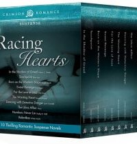 Racing Hearts: 10 thrilling suspense novels by Nancy C. Weeks