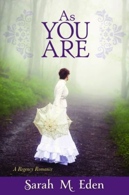 REVIEW:  As You Are by Sarah M Eden