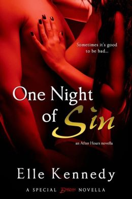 REVIEW:  One Night of Sin by Elle Kennedy