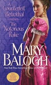 REVIEW:  A Counterfeit Betrothal by Mary Balogh