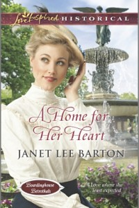 REVIEW:  A Home for Her Heart by Janet Lee Barton