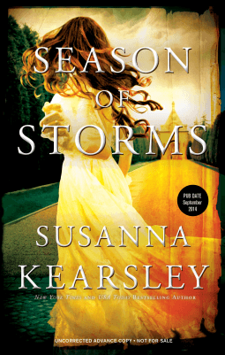 REVIEW:  Season of Storms by Susanna Kearsley