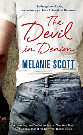 REVIEW:  The Devil in Denim by Melanie Scott