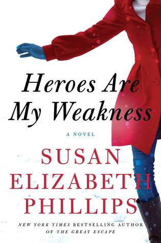 REVIEW:  Heroes Are My Weakness by Susan Elizabeth Phillips